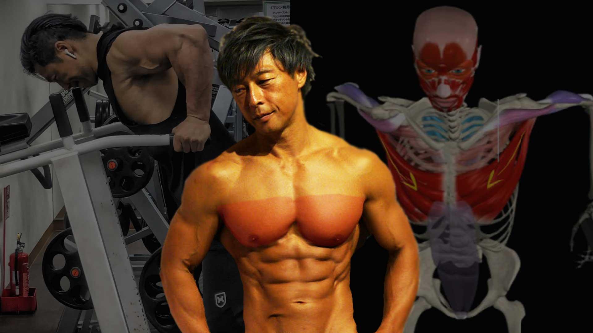大胸筋下部に厚みを付ける基本種目ディップス(Dips)〜5つのポイントと2つの注意点〜