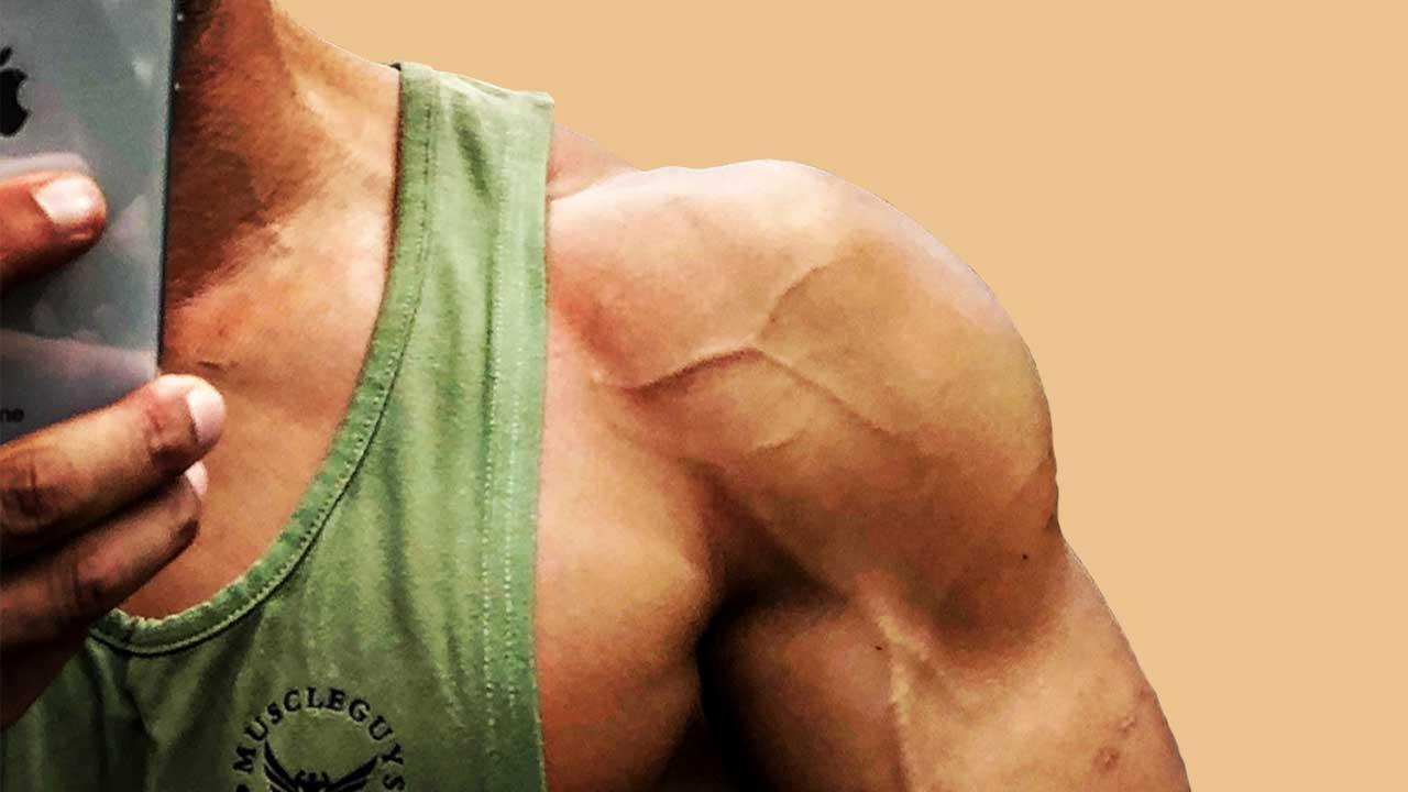 自宅でできる肩のトレーニング(ダンベル&ベンチ台編)